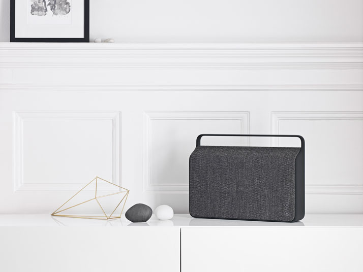 The 'Copenhagen' Portable And Wireless Speaker by Vifa