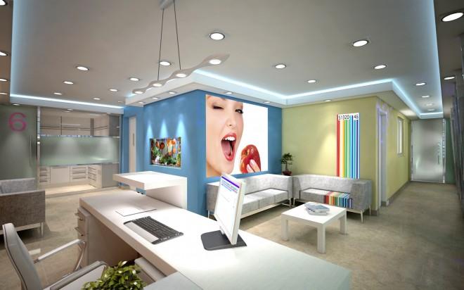 Clínica dental | Art Chamarel Interior Design Studio